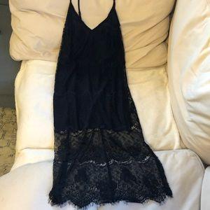 LUSH Lace Cocktail Dress